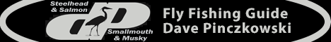 Dave Pinczkowski - Fly Fishing Guide